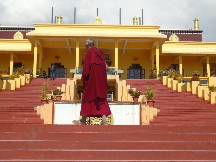 mont monastic living Gyuto Tant - satya_dev | ello