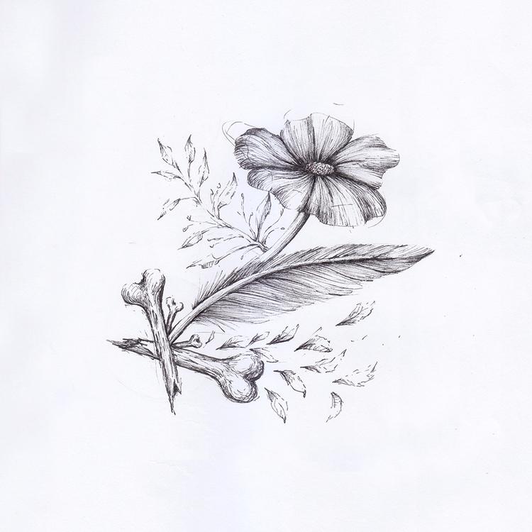 dark petals - 1 - ricksipamungkas | ello
