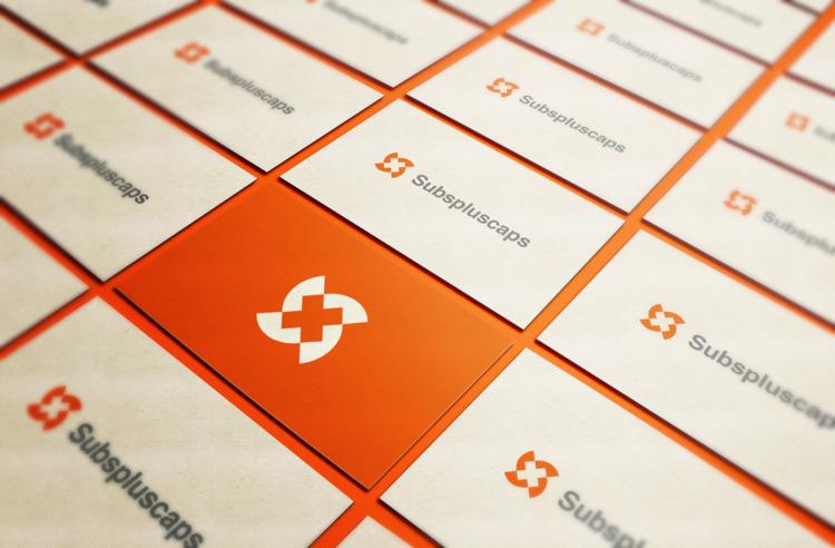 identity design Subspluscaps. H - nikolastosic_ | ello