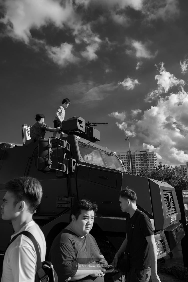 50 years National Service / Pun - hjchung | ello