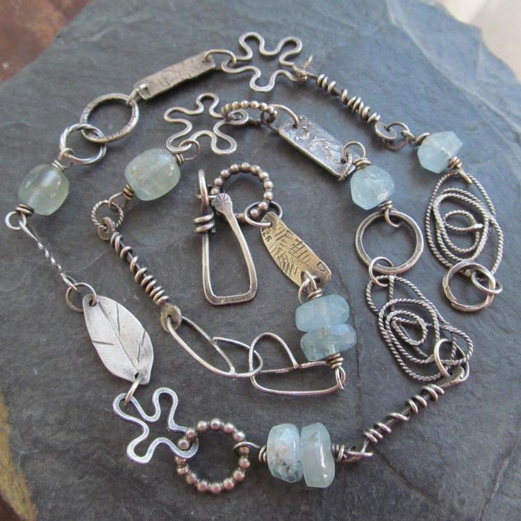 necklace. bracelet. necklace br - artdi | ello