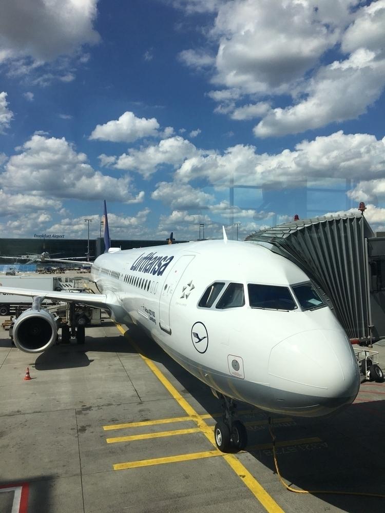 FRA Lufthansa :airplane:️ LH113 - rowiro | ello