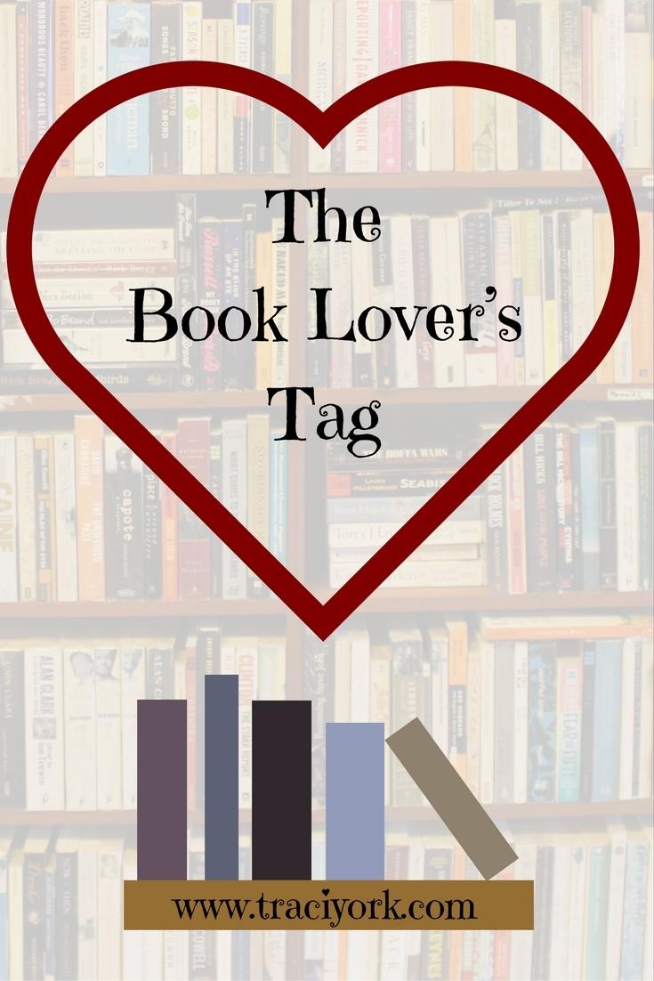 week, tag post - time, Book Tag - traciyork   ello