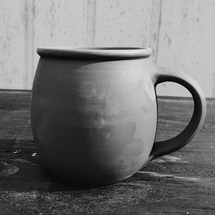 greenware mug - jdwolfepottery   ello
