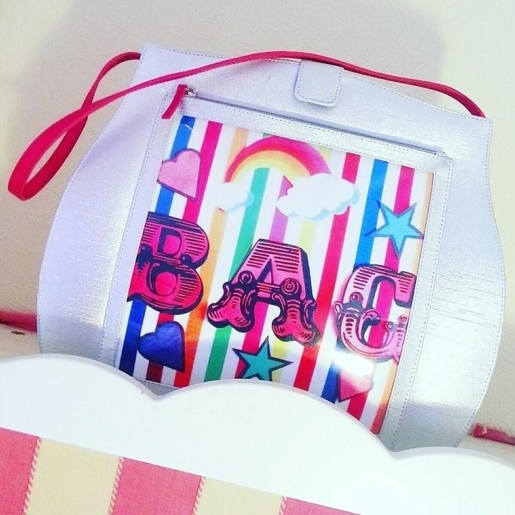 Giant BAG bag :sparkling_heart - helenrochfort | ello