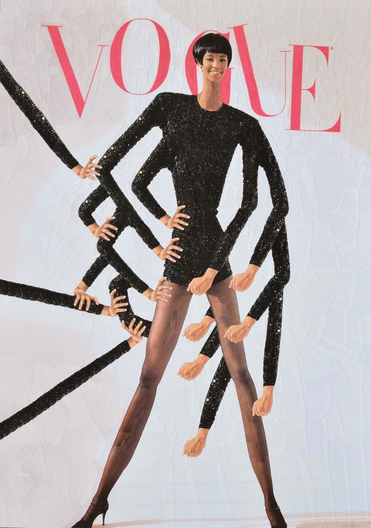 Manipulation Vogue Paris March  - loladupre | ello