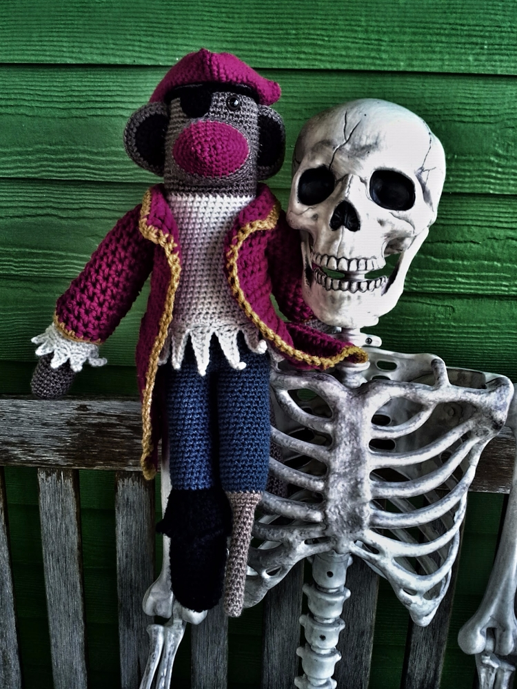 Happy couple years friends Joll - miniaturemonkeycreations | ello