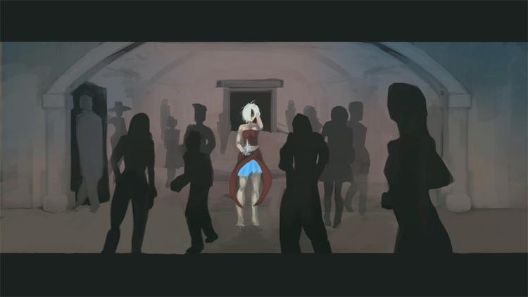 sketch, digital, illustration - toasttheheart   ello