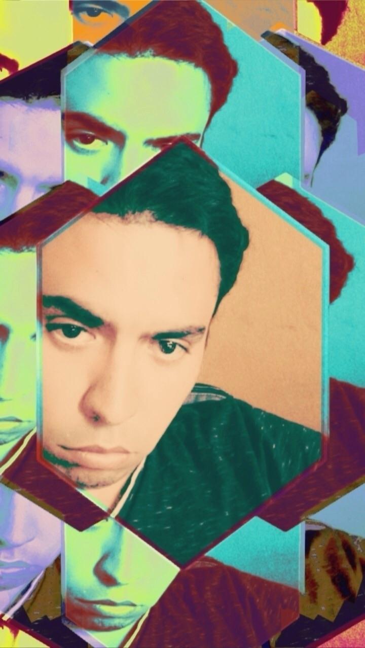 selfie, mosaico - mrdarlaine | ello