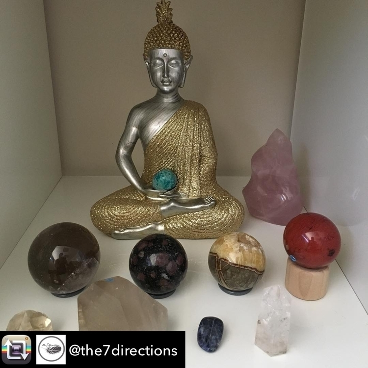 Repost - Offering sacred space  - the7directions | ello