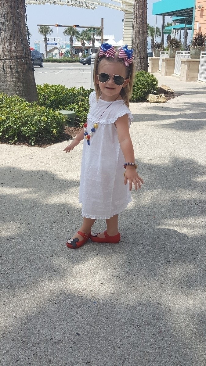 Pre Fourth festivities - toddlerfashion - tammyhillcutchins | ello