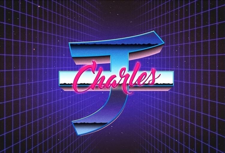 Charles (chi - japanese, typography - valenvq   ello