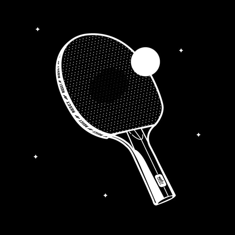 pingpong, tabletennis, space - rqsct | ello