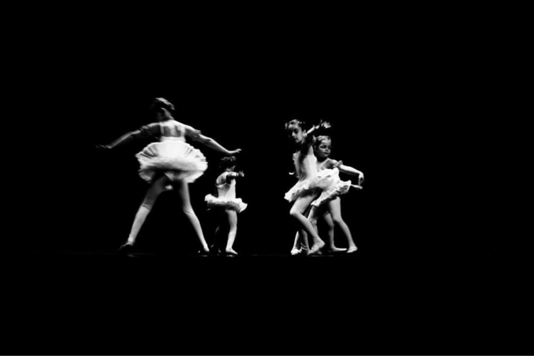 ballet, childhood, blackandwhite - zesthetic | ello