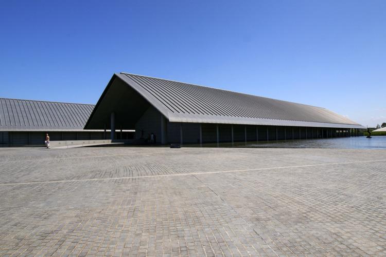 Sagawa Art Museum Takenaka Corp - elloarchitecture | ello