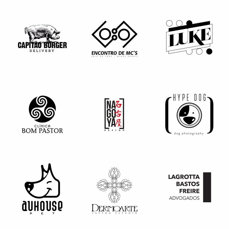 logo design - branding, logos, graphicdesign - yamakoshiken | ello
