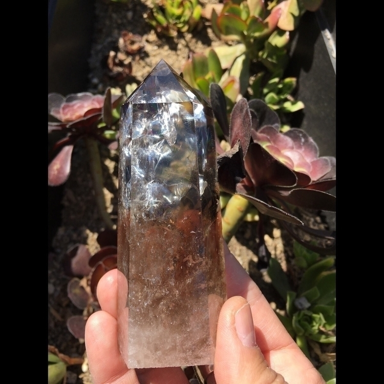 Smoky Quartz added shop today!  - sacredseacrystals | ello