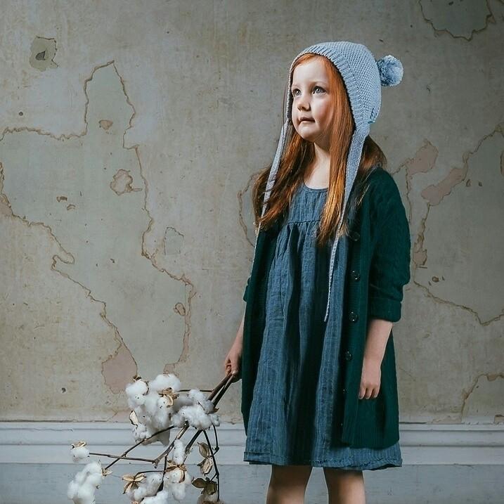 pure wool Elfin beanie lovely s - acornkids | ello