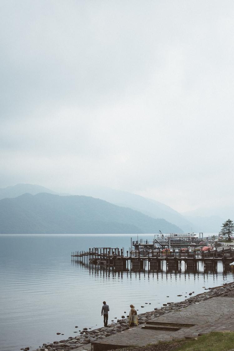 Lake Scenes trip Japan. -- Foll - jurvis | ello