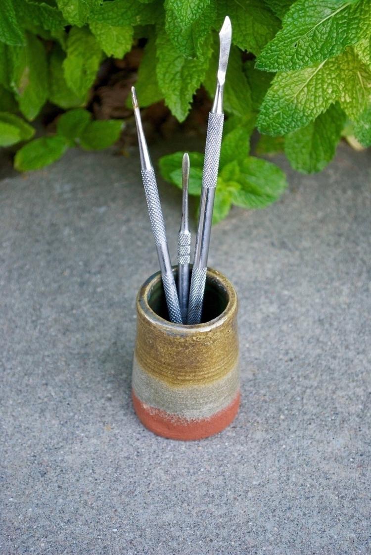 Dab tool holders - dab, dab, honeybun - brilynnceramics | ello