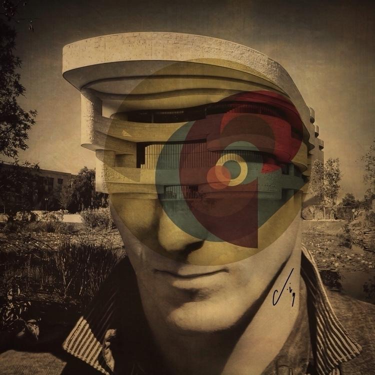 Contemporary - collageart, digitalart - cashmattock | ello