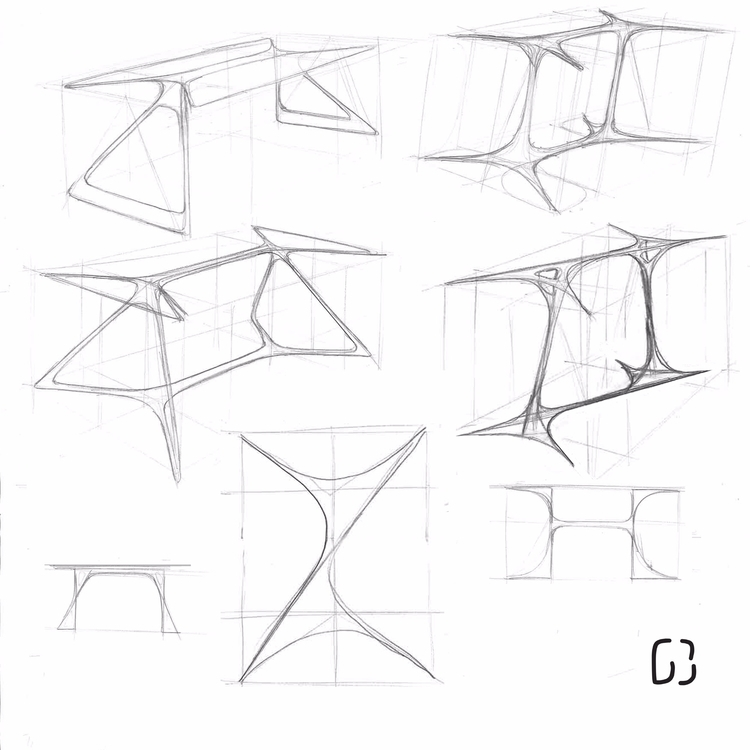 Table structure research, 2017  - gautierberthoumieux | ello
