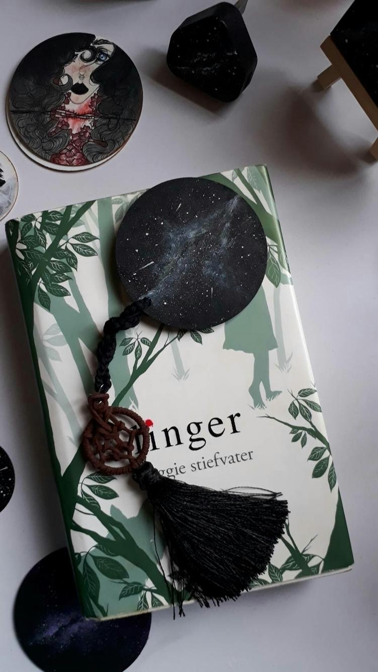 stars, starconstellaion, bookmark - reinra | ello