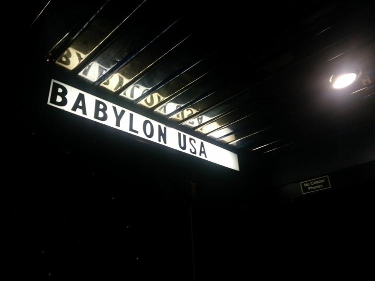 Babylon USA documentary World O - martintrutherking | ello