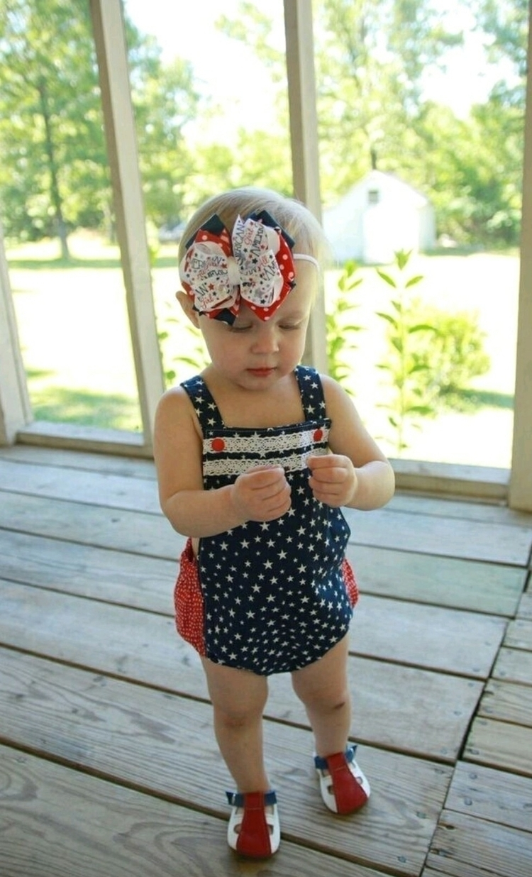 Happy fourth July Mae Sunshine - littlemae | ello