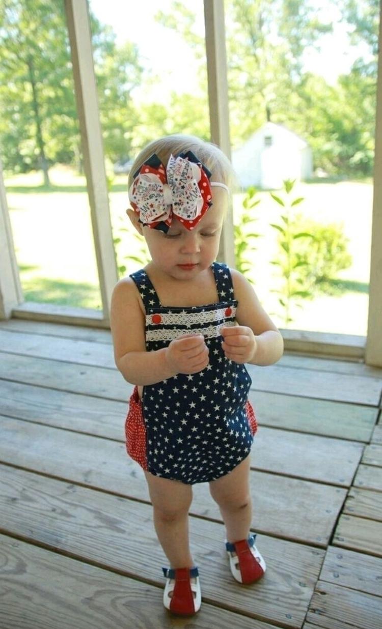 Happy fourth July Mae Sunshine - littlemae | ello