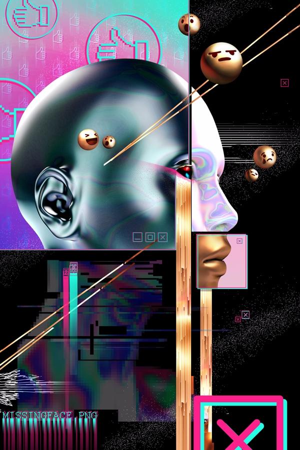 D_EvE wondered face Digital Era - ddesseva | ello