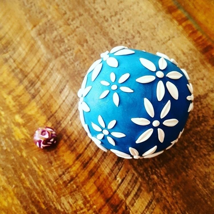 Beadzilla - beads, crafts, polymerclay - jadesculpts | ello