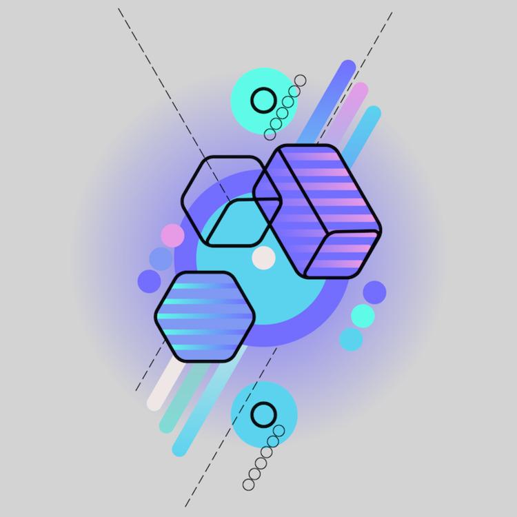 Composition nº0 alt color - design - zeroing | ello
