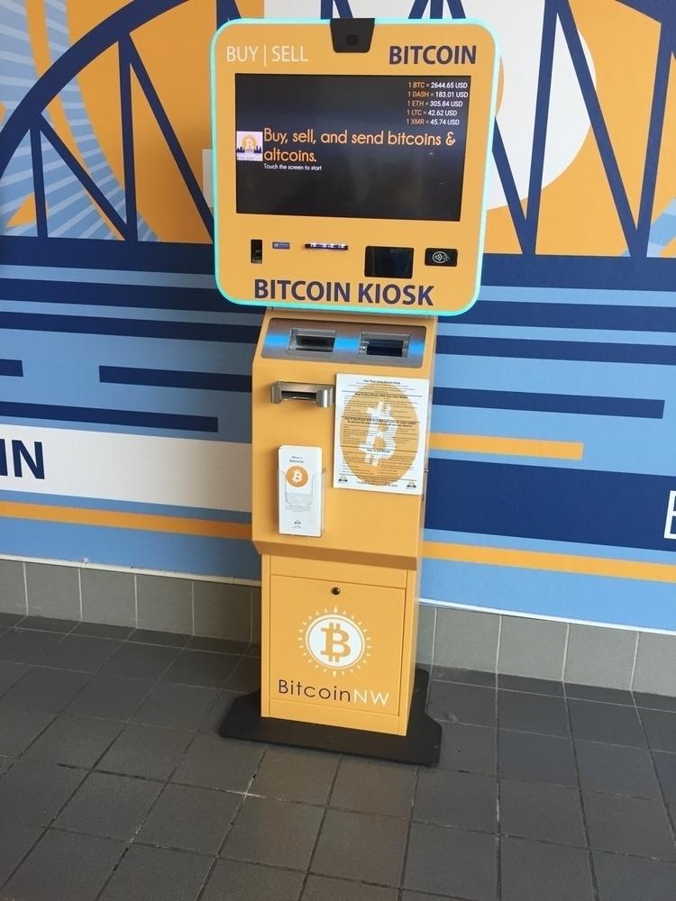 Bitcoin kiosk Springfield mall - nagnagnag | ello