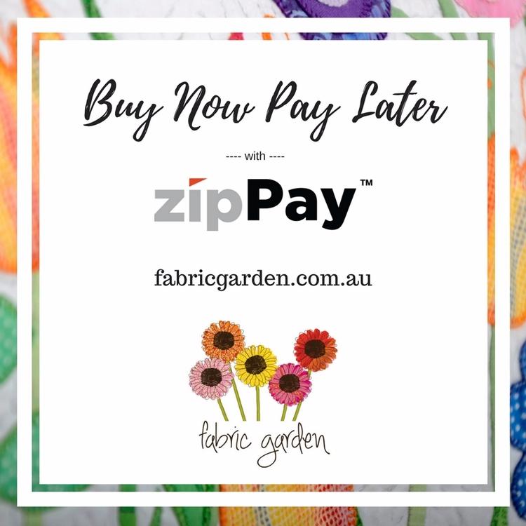 ZIPPAY website! exciting happen - fabricgarden | ello