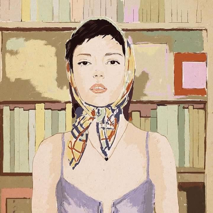 Untitled - illustration, artwork - zoe_vadim | ello