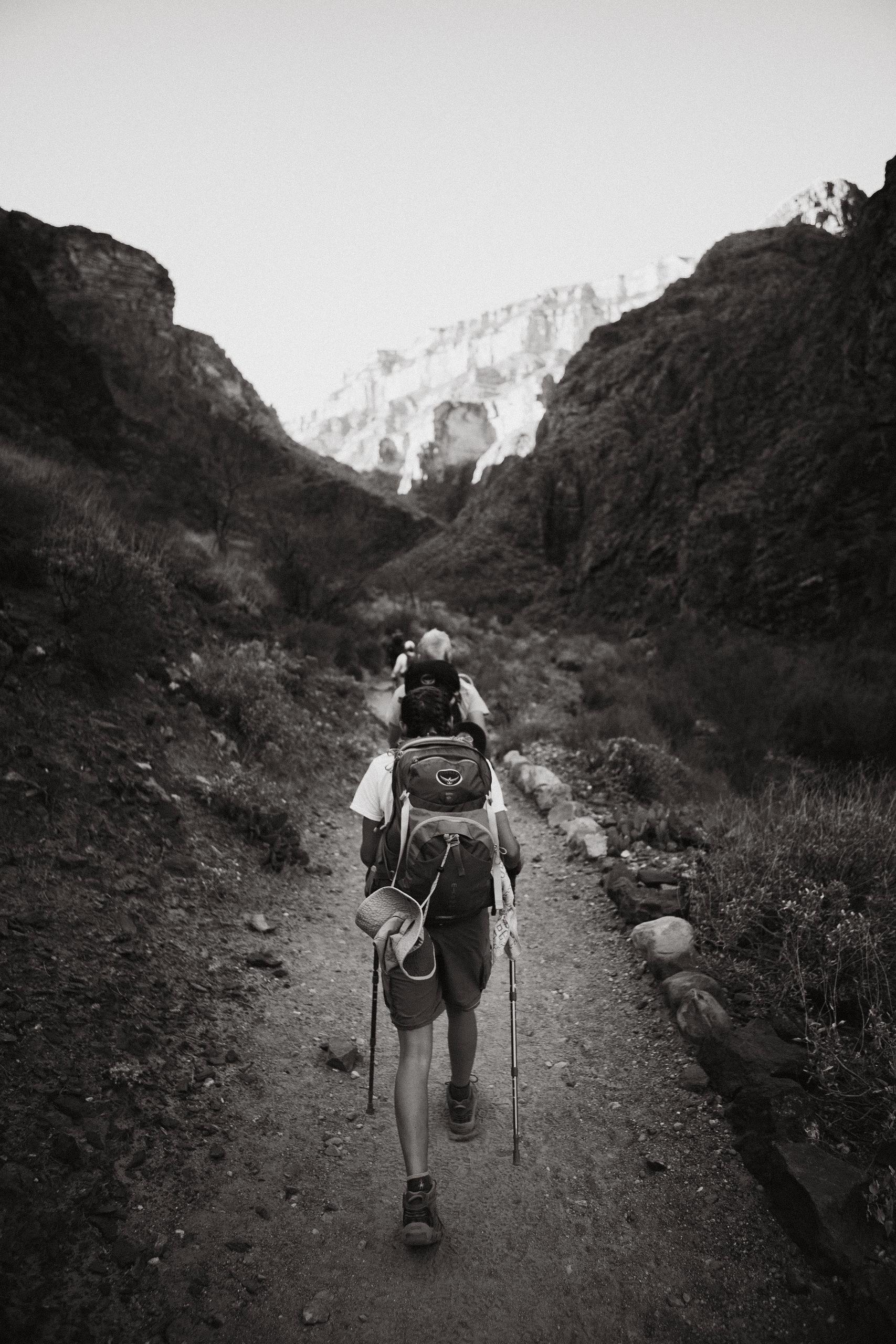 Bright Angel Trail, Grand Canyo - therealjoshthom | ello