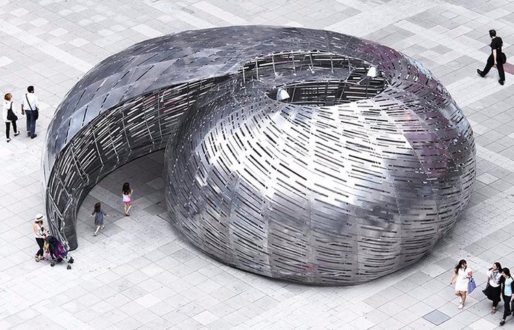 Futuristic Sound Chamber - architecture - valosalo | ello