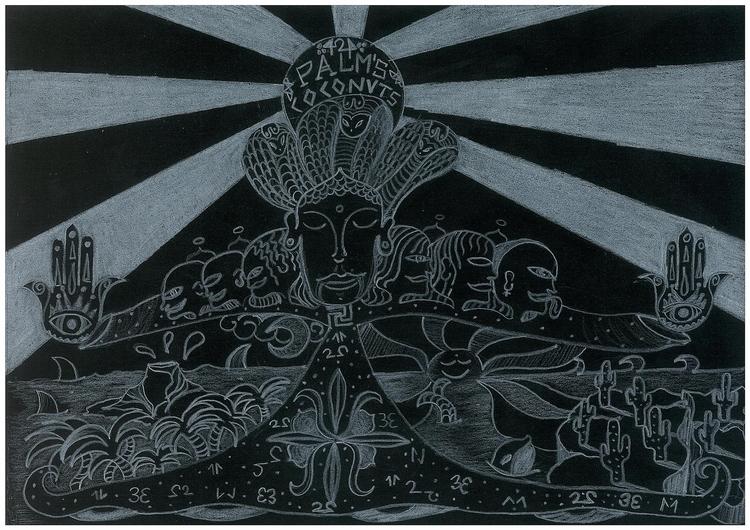 Coco Anniversary piece artworks - toorude4yiu | ello