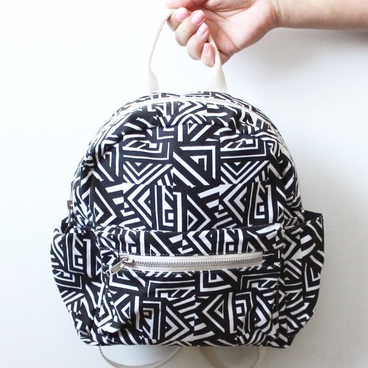 Archie backpack great monochrom - zeke_and_co | ello