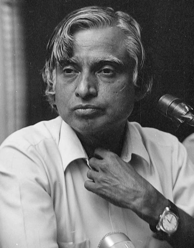 tribute DrAPJ Abdul Kalam. Kno - notjustanopinion   ello