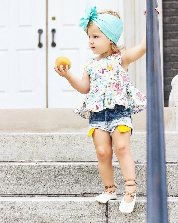 Sweet Ella Brooke Penelope Colo - halobabyco | ello