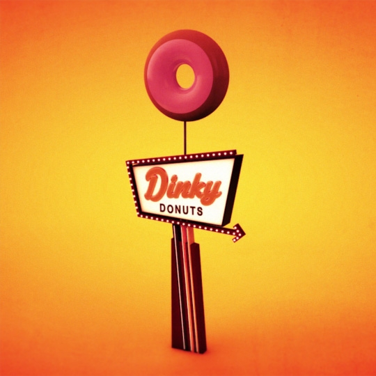 Dinky Donuts Resurrecting desig - peternorthcott | ello