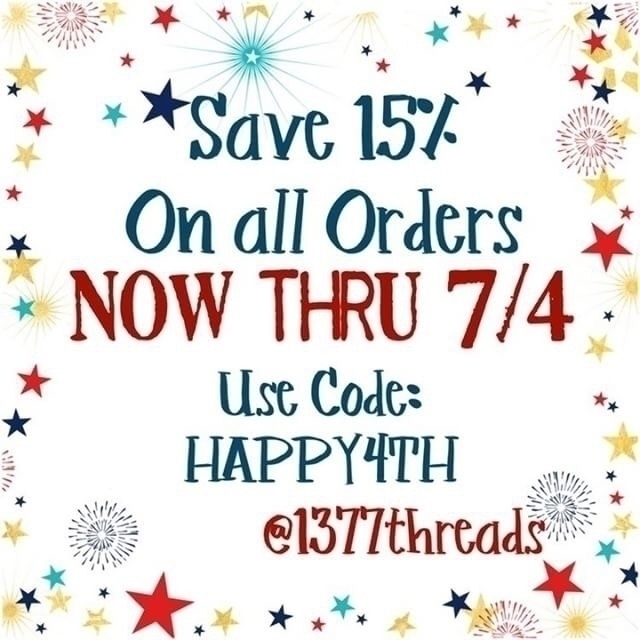 Tuesday save code HAPPY4TH amaz - withlove_eden | ello