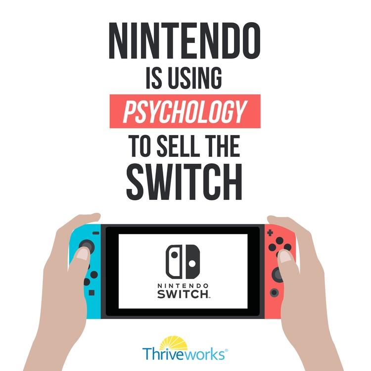 Nintendo Psychology Sell Switch - anthonycentore | ello