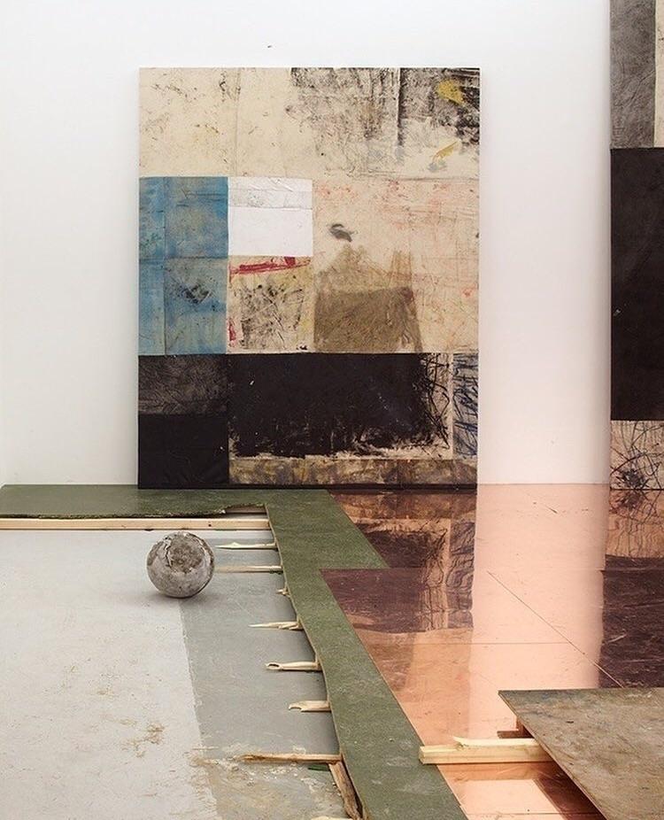 Oscar Murillo - 'Untitled - swomagazine - angela_vardanian | ello
