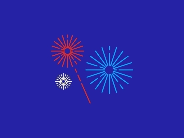 8: Fireworks - 365cons | ello