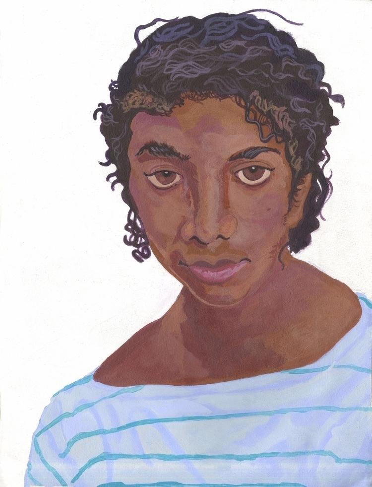 Michael Jackson circa 1983, bas - ccmicheau | ello