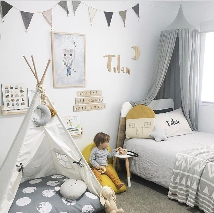 Gorgeous kids bedroom inspirati - jackandsarahhomewares | ello