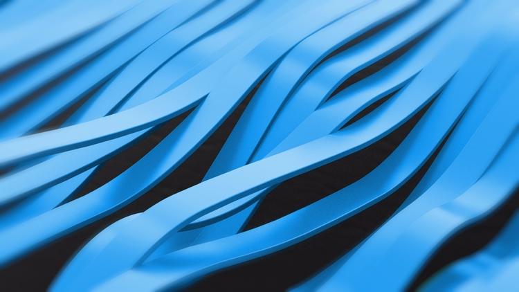 renders. Waves - waves, render, rendering - tmotion | ello